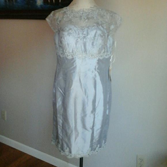 a74fc4ec15ce Lace Mother of the Bride/Groom Dress & Wrap includ. Boutique. LanTing.  M_5be34dfd5c4452a0a4b4bc08. M_5be34e148ad2f956c063a307.  M_5be34e498ad2f956c063a4df